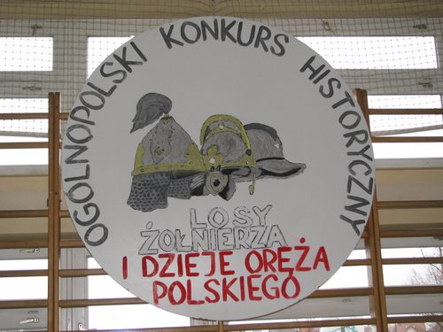 Fotografie z artykułu: 'Losy Żołnierza i Dzieje Oręża Polskiego' - etap rejonowy