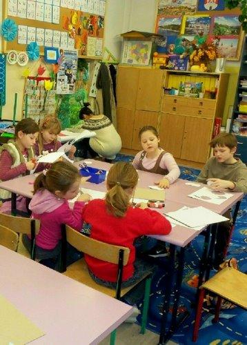 Fotografie z artykułu: Ferie zimowe w naszej szkole