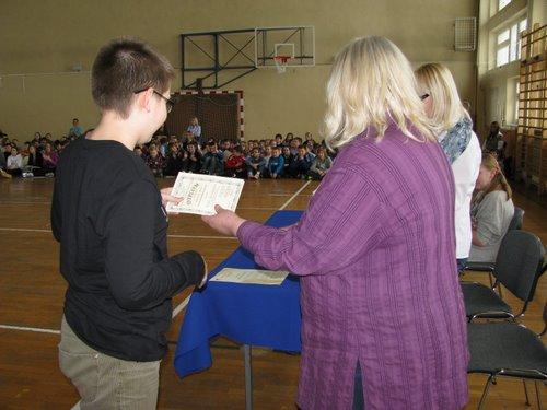 Fotografie z artykułu: Podsumowanie I semestru w naszej szkole