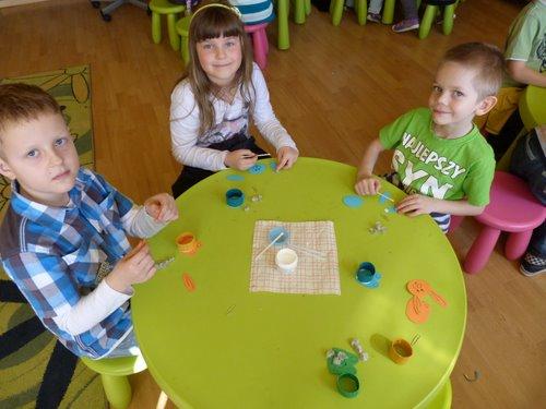 Fotografie z artykułu: Przygotowania do Wiosny w naszej szkole!!!