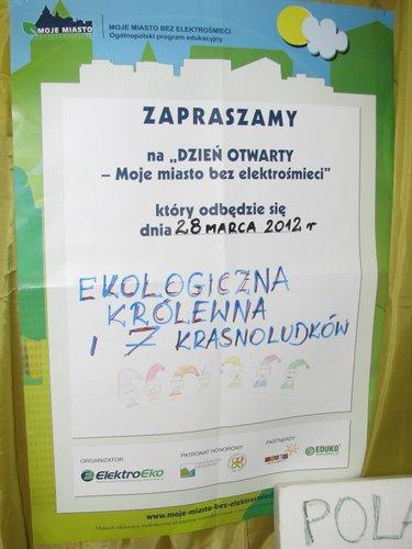 Fotografie z artykułu: Spotkanie integracyjne z przedszkolakami