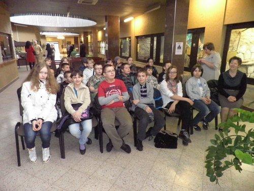 Fotografie z artykułu: Przyrodnicy z naszej szkoły na konferencji w ZOO