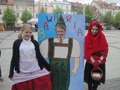Fotografie z artykułu: XIV Piknik Europejski