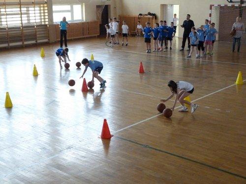 Fotografie z artykułu: Płocka Turniejada klas I-III