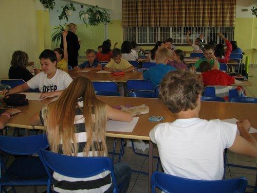 Fotografie z artykułu: X edycja konkursu szkolnego 'Uzależnienie - co Ty na to?'