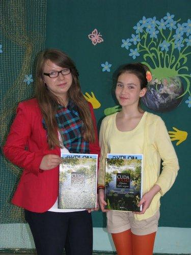 Fotografie z artykułu: V Międzyszkolny Konkurs Piosenki Przyrodniczej 'JESTEŚMY DZIEĆMI ZIEMI'