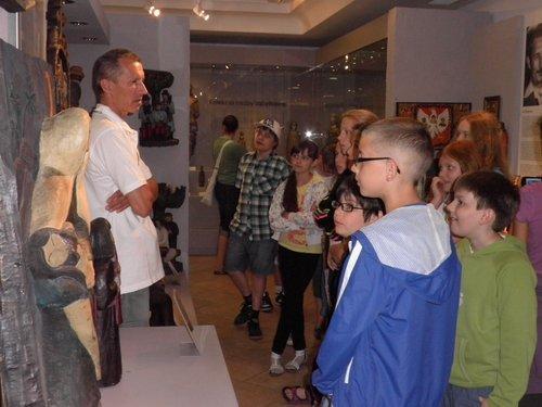 Fotografie z artykułu: W Muzeum Wsi Mazowieckiej w Sierpcu