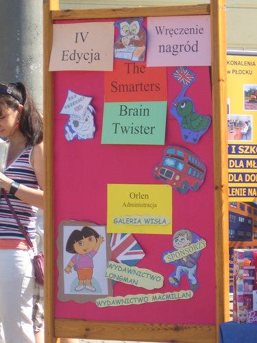 Fotografie z artykułu: The Smarters - Brain Twister rozstrzygnięty!