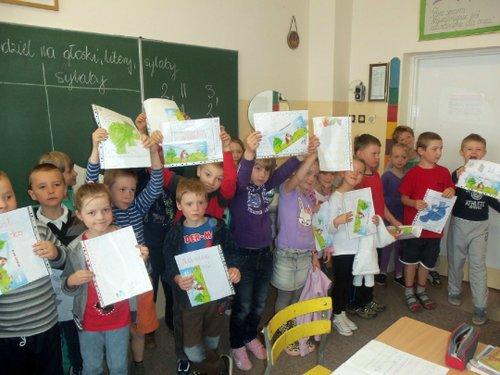 Fotografie z artykułu: Idziemy do szkoły!