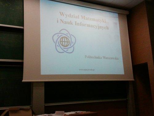 Fotografie z artykułu: Michał laureatem Międzynarodowego Konkursu KANGUR MATEMATYCZNY 2012