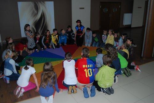 Fotografie z artykułu: Zielona szkoła w Jastrzębiej Górze