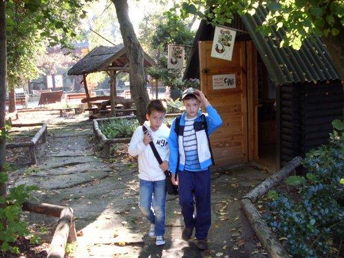 Fotografie z artykułu: Rozpoczynamy zajęcia edukacyjne w ZOO