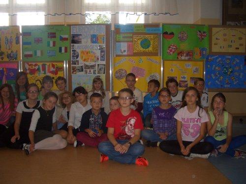 Fotografie z artykułu: Europejski Dzień Języków 2012