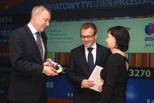 Fotografie z artykułu: Otwarta firma - SP23 najaktywniejszą szkołą w Polsce!