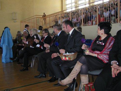 Fotografie z artykułu: Wspólne kolędowanie 2012