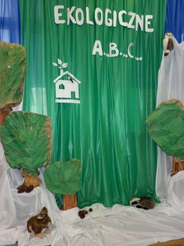 Fotografie z artykułu: Ekologiczne ABC