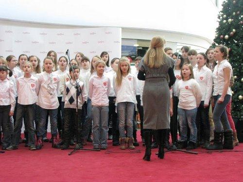Fotografie z artykułu: SP23 zagrała w Wielkiej Orkiestrze Świątecznej Pomocy