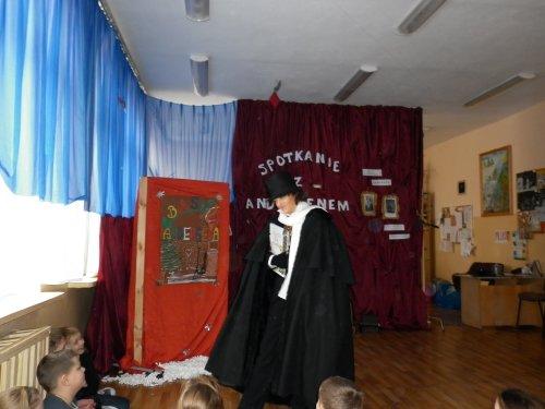 Fotografie z artykułu: Spotkanie z Andersenem