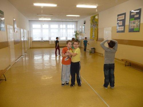 Fotografie z artykułu: Ferie... spędzamy w szkole!