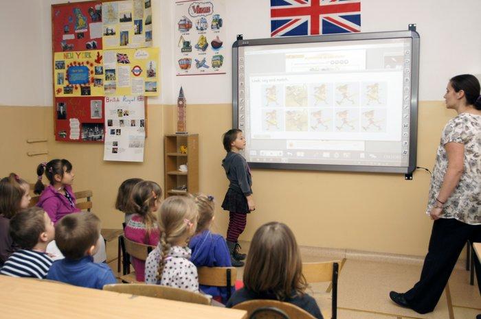 Fotografie z artykułu: Dzień Otwarty Szkoły
