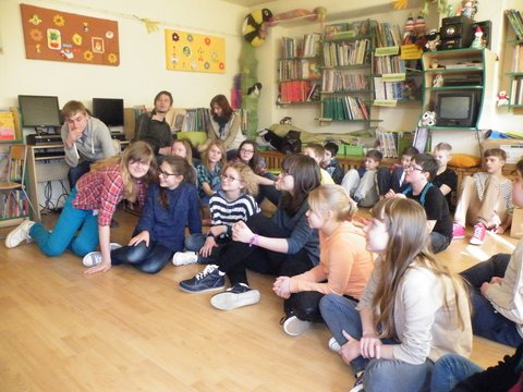 Fotografie z artykułu: Spotkanie z misjonarzem