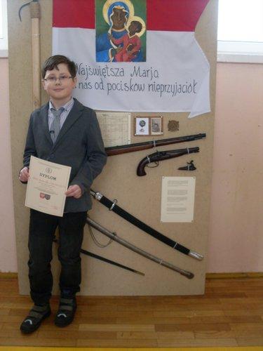 Fotografie z artykułu: Powiatowy konkurs historyczny 'Nokturn 1863'