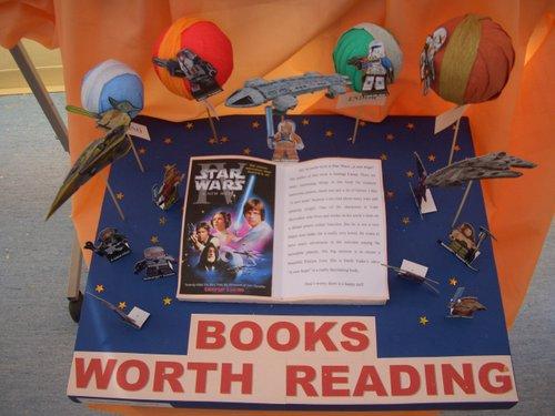 Fotografie z artykułu: Światowy Dzień Książki i Praw Autorskich 2013