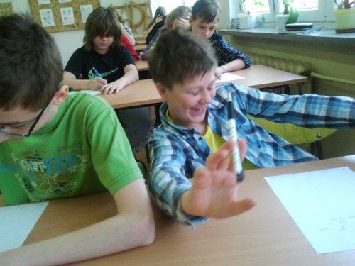 Fotografie z artykułu: Matematyka im nie straszna. Nasi uczniowie najlepsi w kraju!