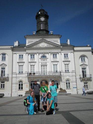 Fotografie z artykułu: Piknik Europejski - Gra Miejska