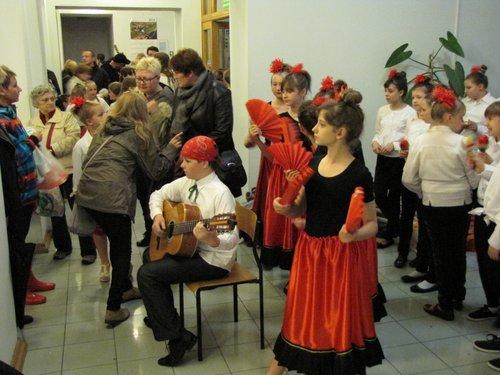 Fotografie z artykułu: XV Piknik Europejski -    Viva España! Saludos Polonia! Saludos Europa!