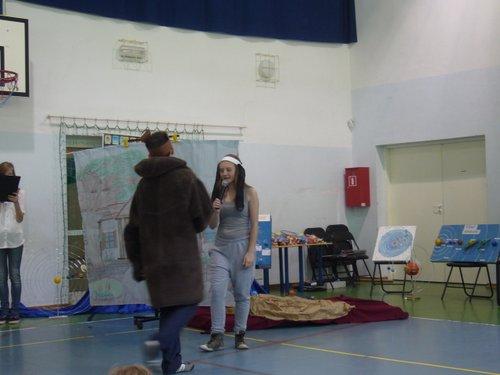 """Fotografie z artykułu: III edycja GALI KREATYWNOŚCI """"KOSMICZNI TURYŚCI""""."""