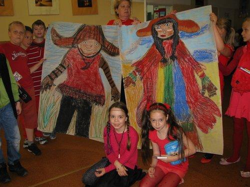 Fotografie z artykułu: DZIEŃ DZIECKA - DZIEŃ ZMIAN  – największa impreza międzykulturowa UNICEF dla szkół