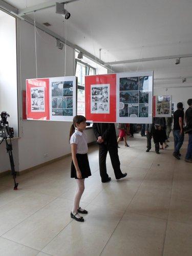 Fotografie z artykułu: III Festiwal Komiksu Historycznego