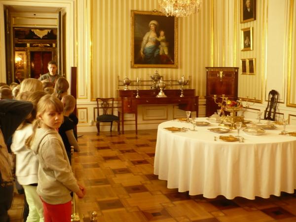 Fotografie z artykułu: Z wizytą u króla..