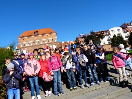 Fotografie z artykułu: Dlaczego lekcje historii w Toruniu pachną piernikami?