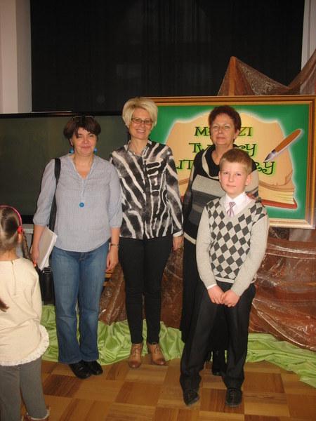 Fotografie z artykułu: Konkurs Młodzi Twórcy Literatury rozstrzygnięty!