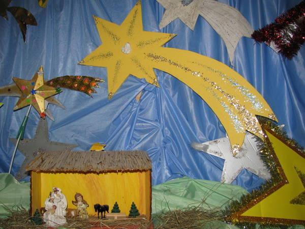 Fotografie z artykułu: Cicha noc, święta noc... Son of God is born...