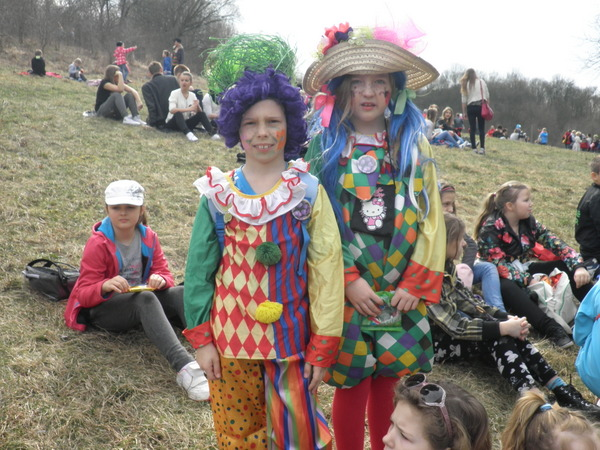 Fotografie z artykułu: XXXI Rajd Ekologiczny 'Powitanie wiosny'