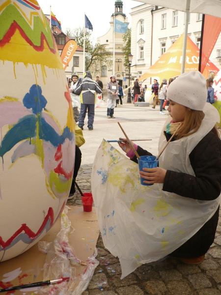 Fotografie z artykułu: Malujemy pisanki