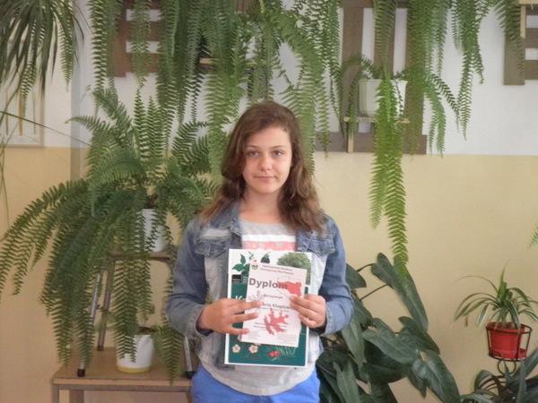 Fotografie z artykułu: Ogólnopolski Konkurs Ekologiczny 'Eko - Planeta'.