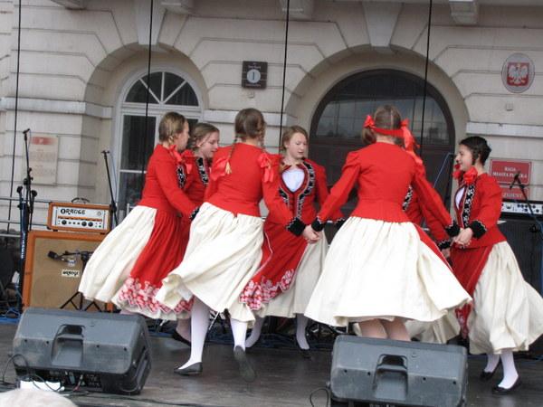 Fotografie z artykułu: XVI Piknik Europejski