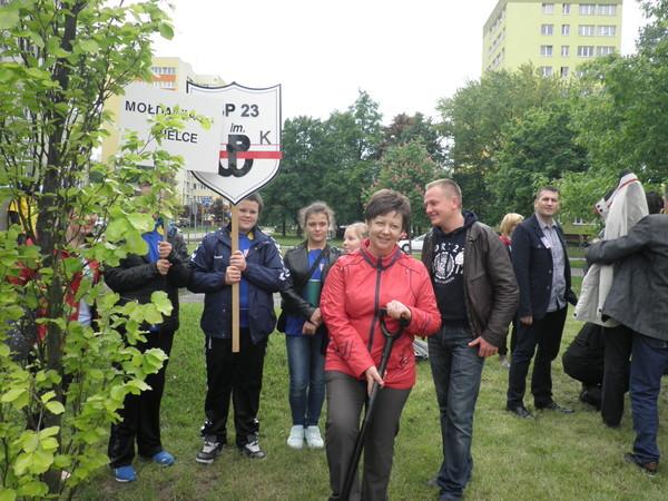 Fotografie z artykułu: Aleja Przyjaźni przy Pasażu Roguckiego