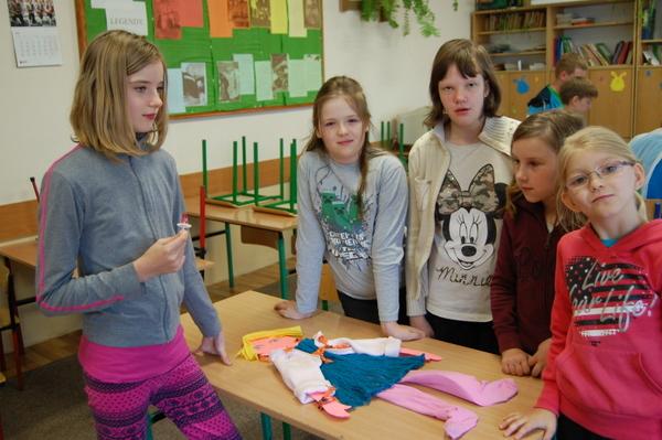Fotografie z artykułu: Dzień Dziecka -  Dzień Kreatywności i Praw Dziecka