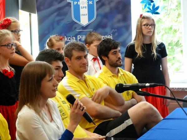 Fotografie z artykułu: Mistrzowie świata w naszej szkole!