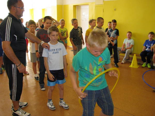 Fotografie z artykułu: X Międzyświetlicowa Spartakiada Sportowa