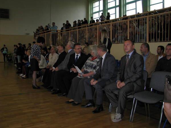 Fotografie z artykułu: Inauguracja roku szkolnego 2014/2015
