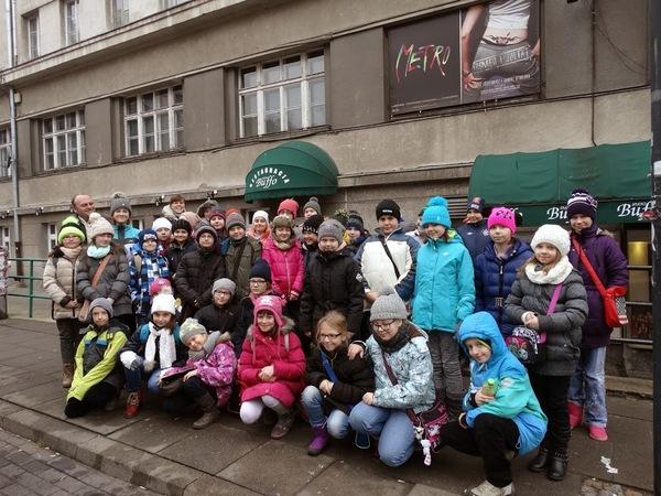 Fotografie z artykułu: Mikołajki w Warszawie!