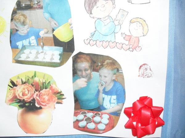 Fotografie z artykułu: Piekę ciasto z moją babcią – majsterkuję z moim dziadkiem