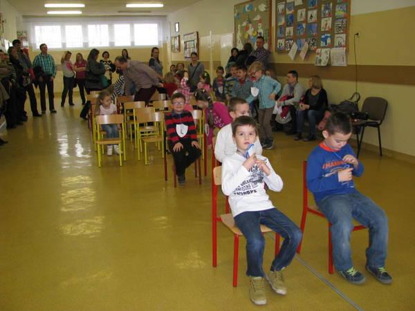 Fotografie z artykułu: Dzień otwarty w naszej szkole.