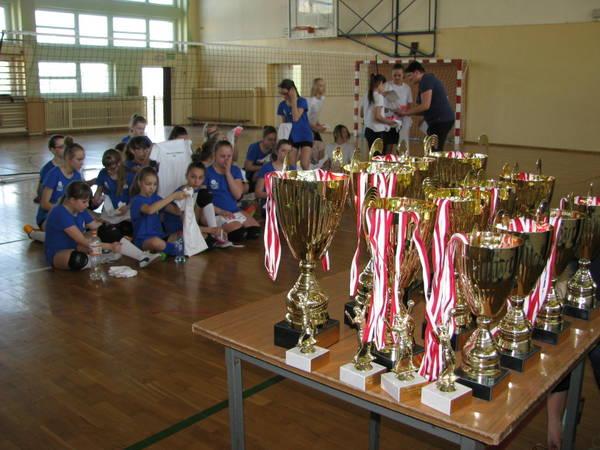 Fotografie z artykułu: Turniej SŁAWPOL CUP.